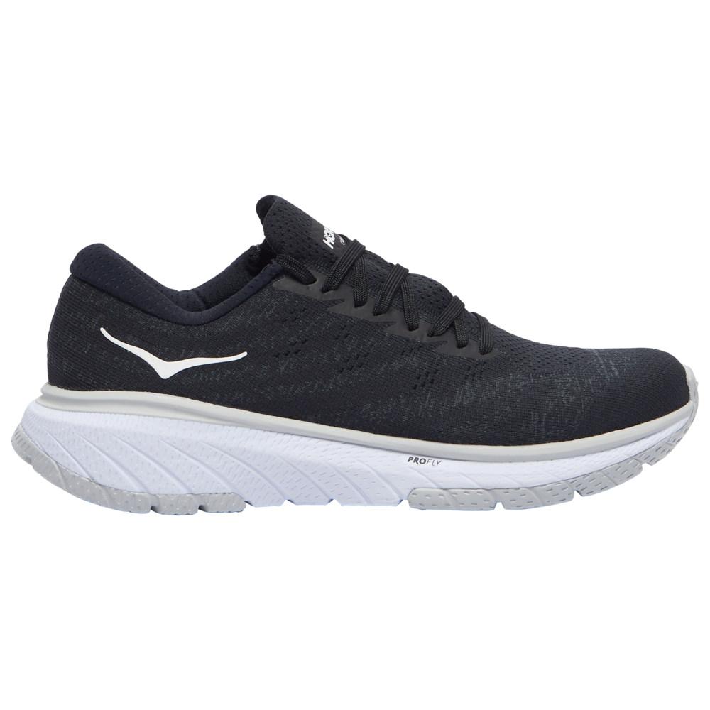 ホカ オネオネ HOKA ONE ONE レディース ランニング・ウォーキング シューズ・靴【Cavu 3】Black/White