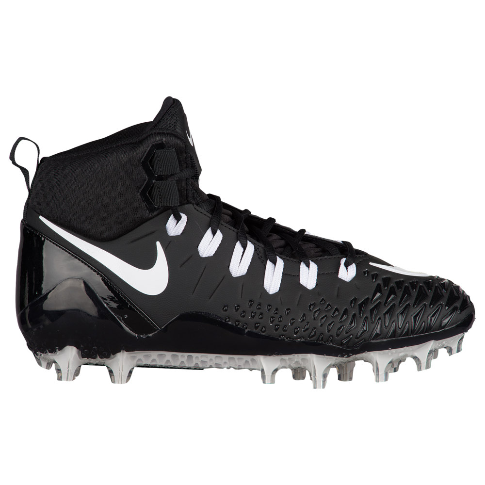 ナイキ Nike メンズ アメリカンフットボール シューズ・靴【Force Savage Pro】Black/White/Antharcite