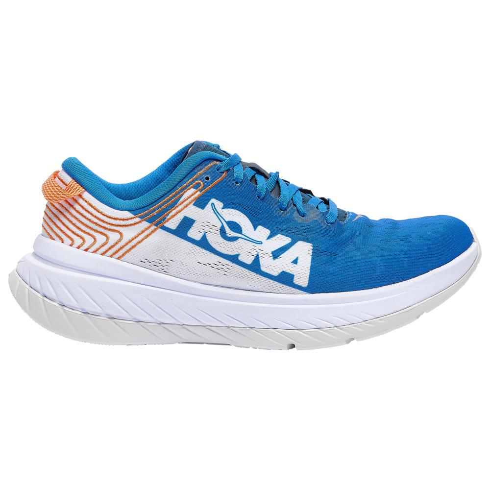 ホカ オネオネ HOKA ONE ONE メンズ ランニング・ウォーキング シューズ・靴【Carbon X】Imperial Blue/White