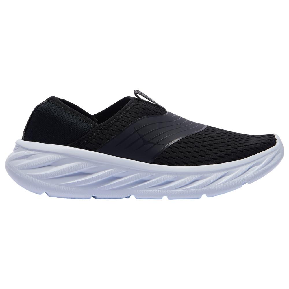 ホカ オネオネ HOKA ONE ONE レディース フィットネス・トレーニング シューズ・靴【Ora Recovery】Black/Phantom