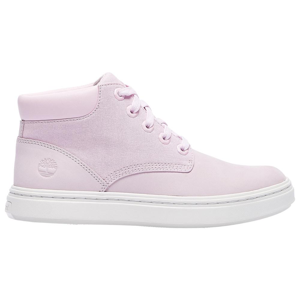 ティンバーランド Timberland レディース ブーツ チャッカブーツ シューズ・靴【Bria Chukka】Light Pink Nubuck