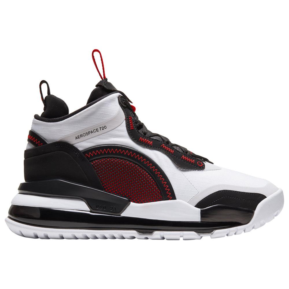 ナイキ ジョーダン Jordan メンズ バスケットボール シューズ・靴【Aerospace 720】White/Gym Red/Black/Vast Grey