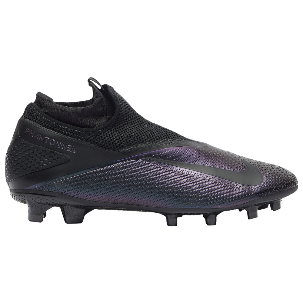 ナイキ Nike メンズ サッカー シューズ・靴【Phantom Vision 2 Pro DF FG】Black/Black Kinetic Black
