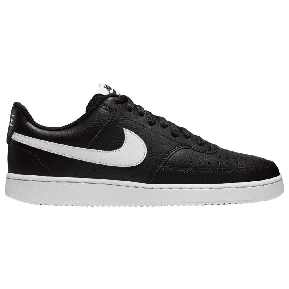 ナイキ Nike メンズ バスケットボール シューズ・靴【Court Vision Low】Black/White/Photon Dust