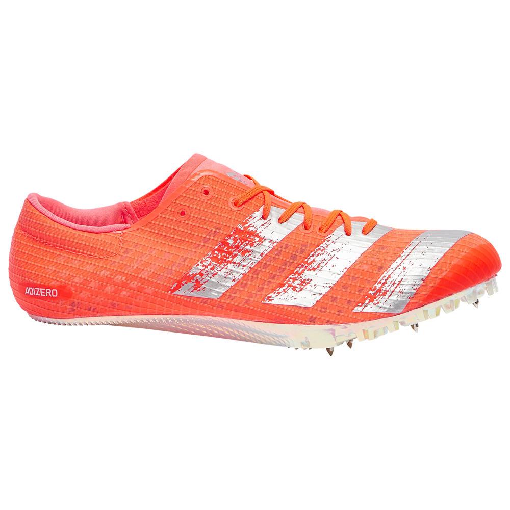 アディダス adidas メンズ 陸上 シューズ・靴【adiZero Finesse】Signal Coral/Silver Metallic/Footwear White