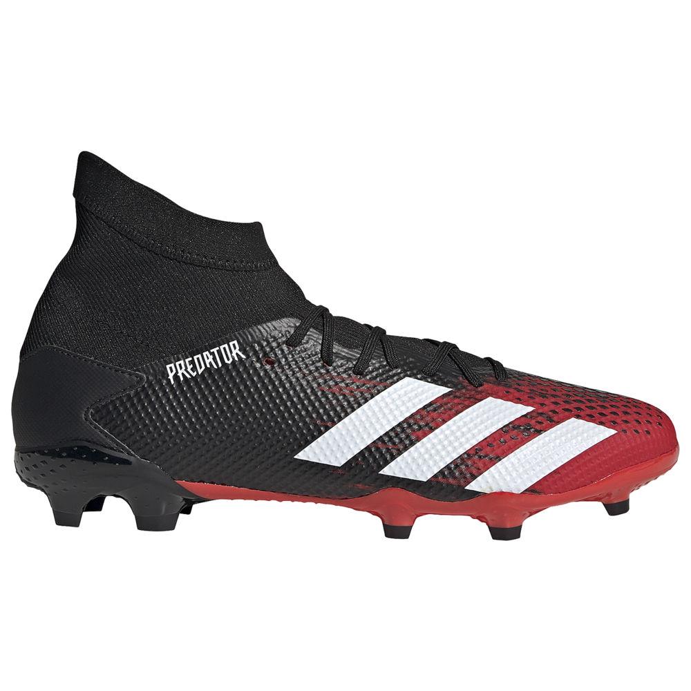 アディダス adidas メンズ サッカー シューズ・靴【Predator 20.3 FG】Core Black/Footwear White/Active Red Mutator Pack