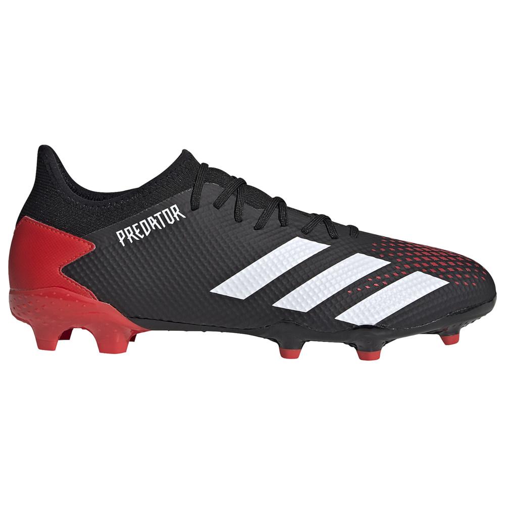 アディダス adidas メンズ サッカー シューズ・靴【Predator 20.3 Low-Cut FG】Core Black/Footwear White/Active Red Mutator Pack