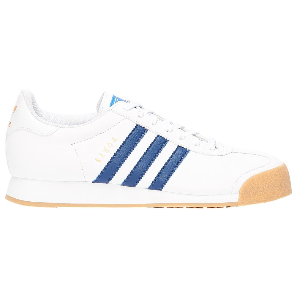 アディダス adidas Originals メンズ フィットネス・トレーニング シューズ・靴【Samoa】White/Tech Indigo/Gum