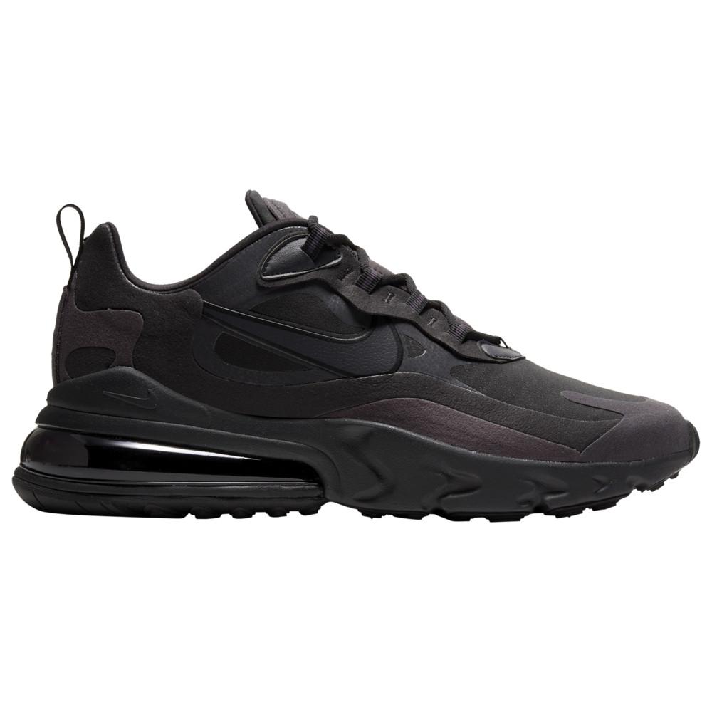 ナイキ Nike メンズ ランニング・ウォーキング エアマックス 270 シューズ・靴【Air Max 270 React】Black/Oil Grey/Oil Grey/Black