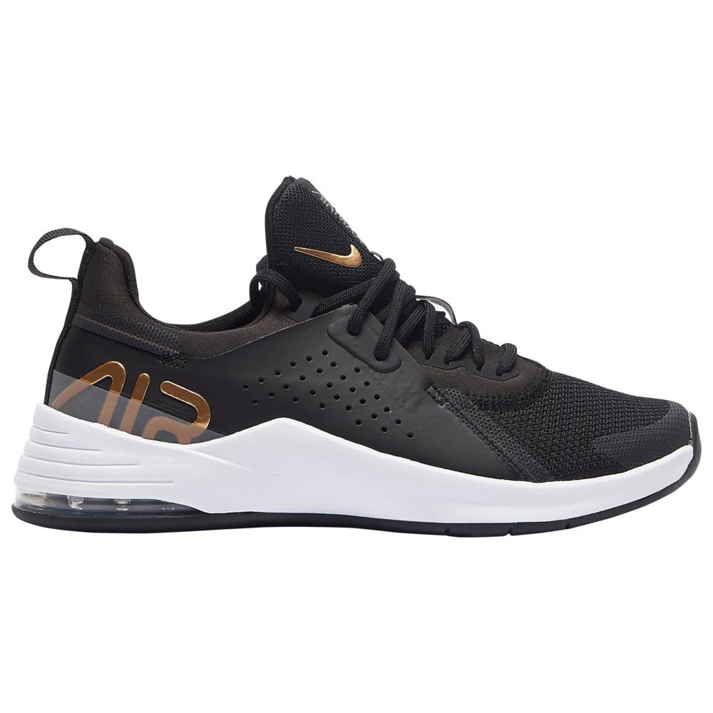 ナイキ Nike レディース フィットネス・トレーニング シューズ・靴【Air Bella TR 3】Black/Met Gold/Flat Pewter