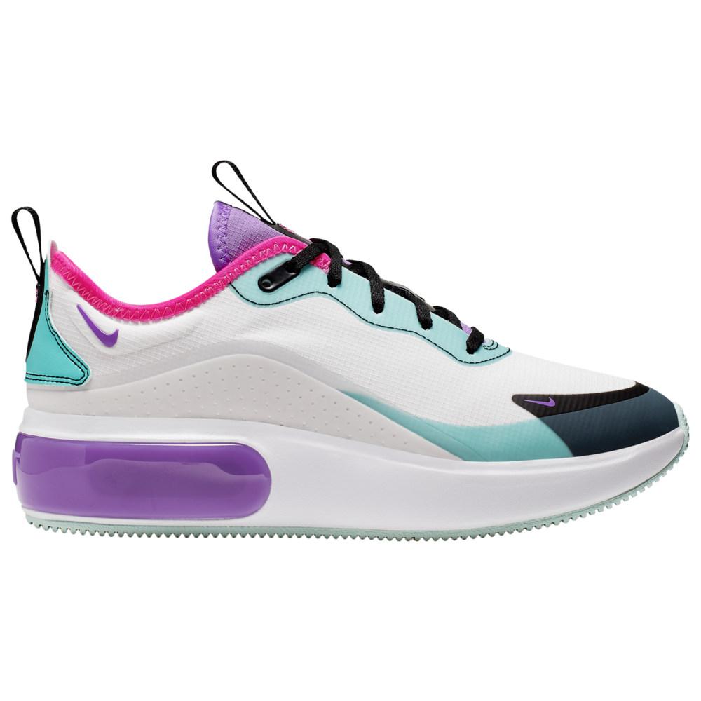 ナイキ Nike レディース ランニング・ウォーキング シューズ・靴【Air Max Dia】Platinum Tint/Bright Violet/Black Vapormax Color Extention