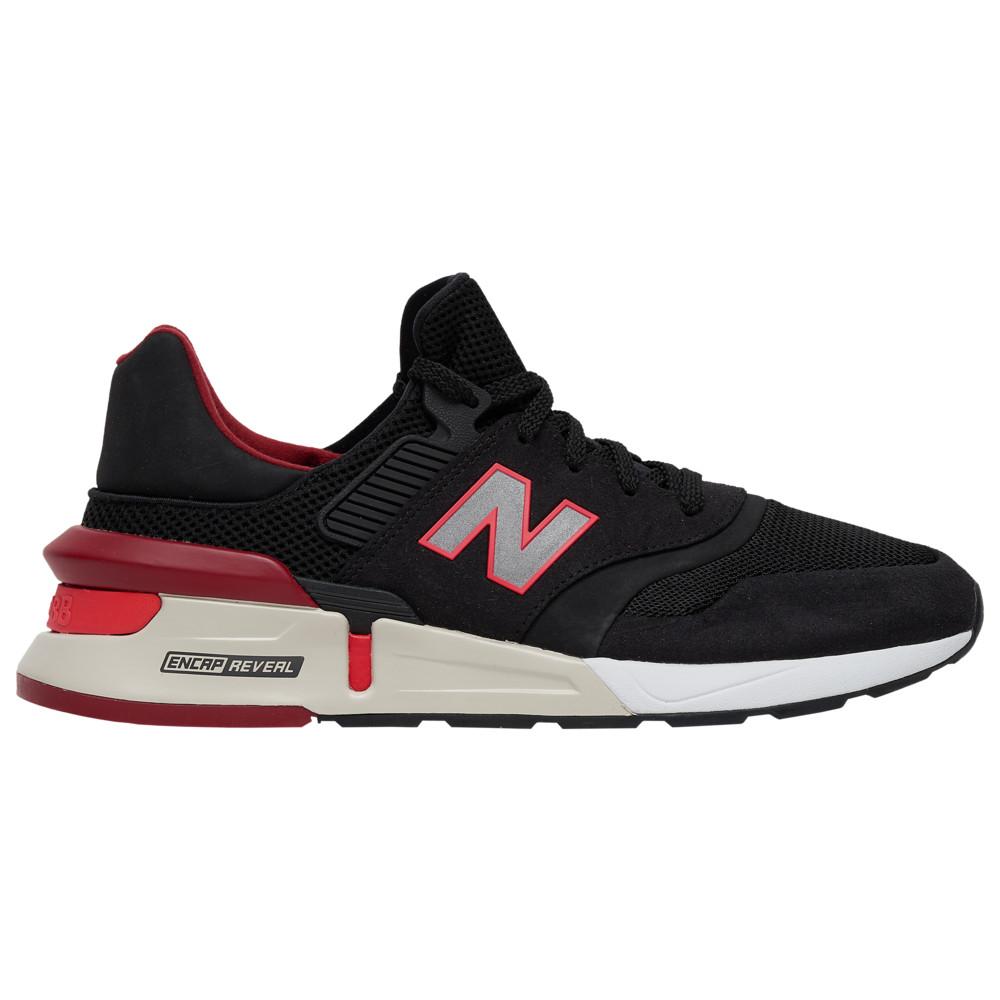ニューバランス New Balance メンズ ランニング・ウォーキング シューズ・靴【997 Sport】Black/Energy Red