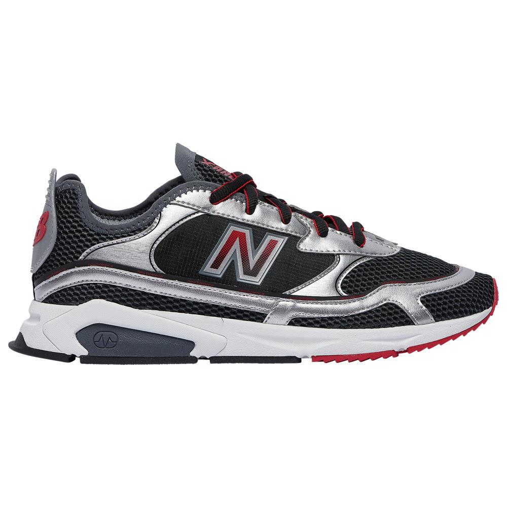 ニューバランス New Balance メンズ ランニング・ウォーキング シューズ・靴【X-Racer】Black/Metallic Silver