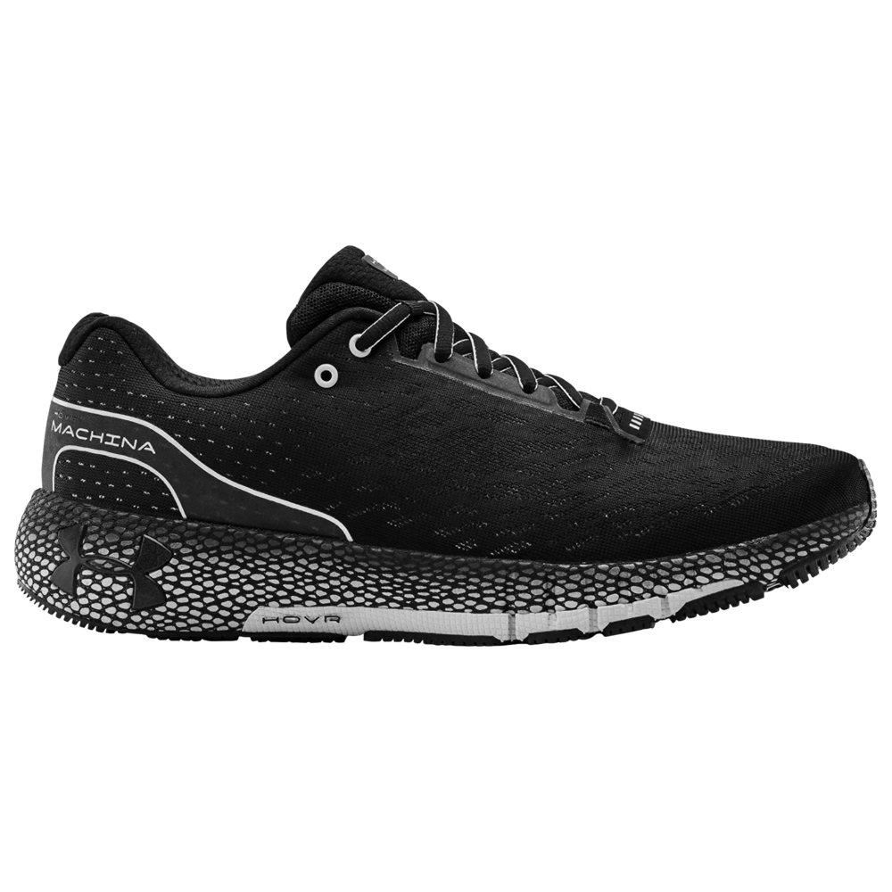 アンダーアーマー Under Armour メンズ ランニング・ウォーキング シューズ・靴【Hovr Machina】Black/Black/White