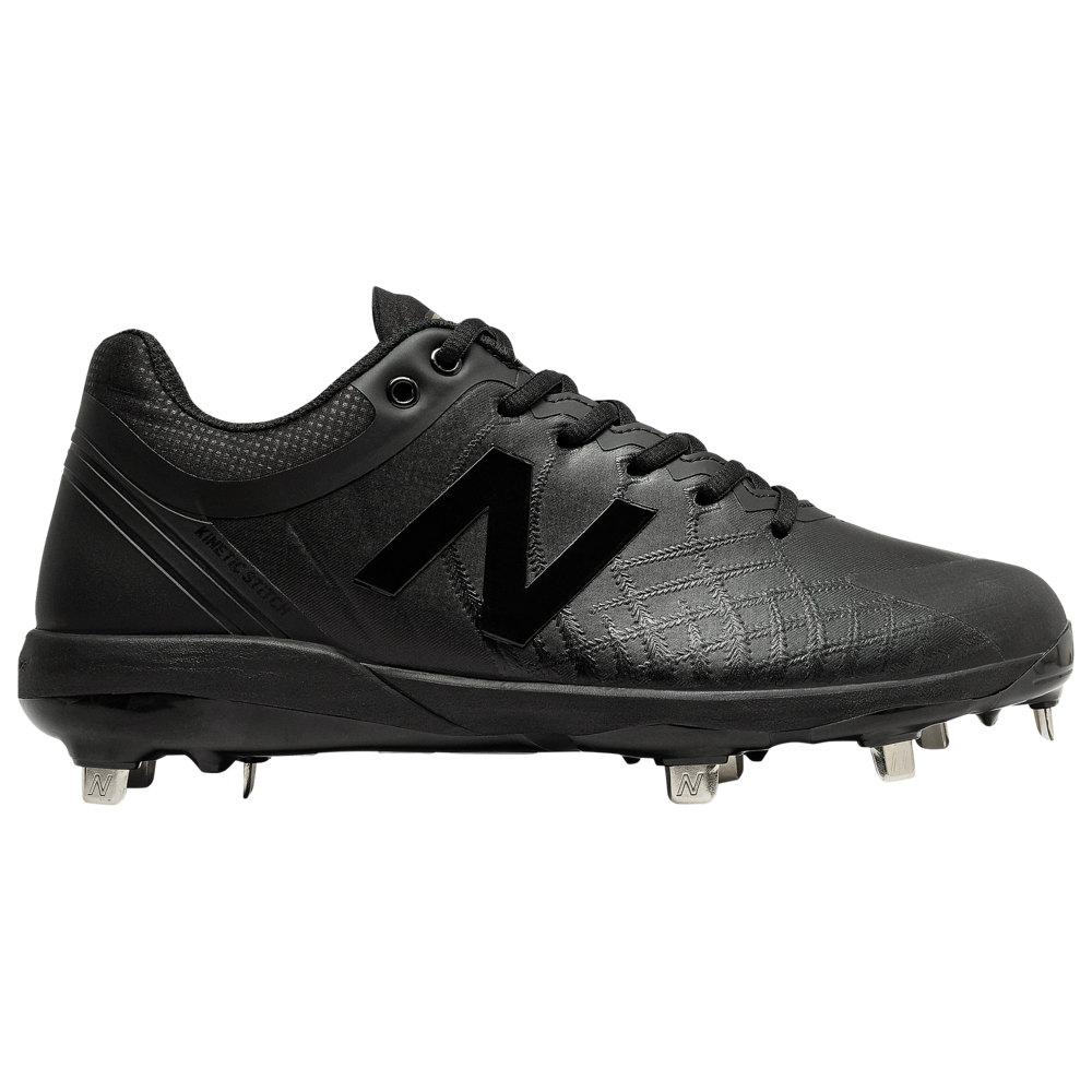 ニューバランス New Balance メンズ 野球 シューズ・靴【4040v5 Metal Low】Black/Black/Black