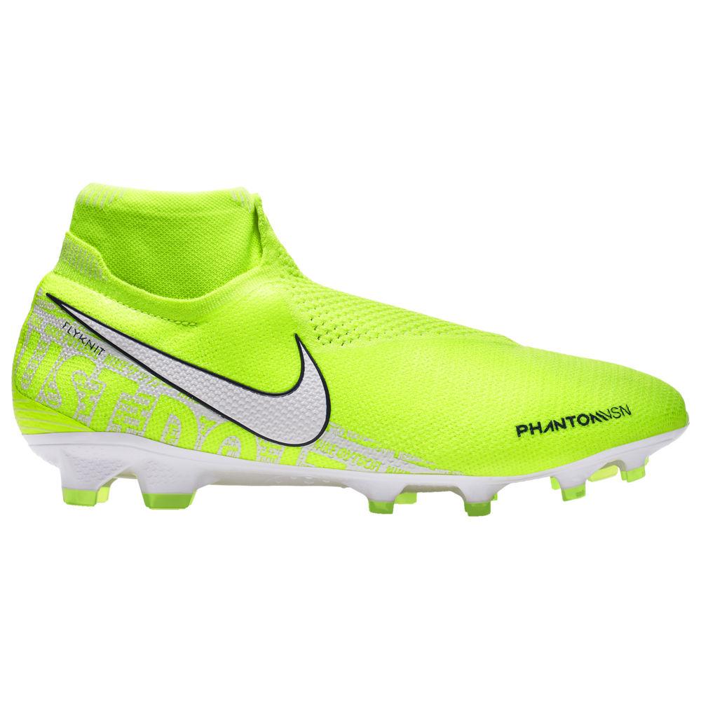 ナイキ Nike メンズ サッカー シューズ・靴【Phantom Vision Elite DF FG】Volt/White/Volt
