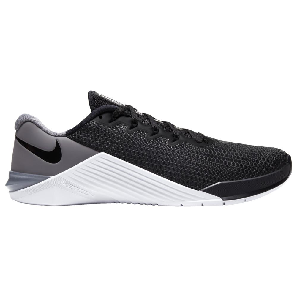 ナイキ Nike メンズ フィットネス・トレーニング シューズ・靴【Metcon 5】Black/Black/White/Gunsmoke