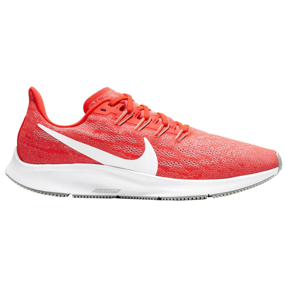 ナイキ Nike メンズ ランニング・ウォーキング エアズーム シューズ・靴【Air Zoom Pegasus 36】Laser Crimson/White/Light Smoke Grey