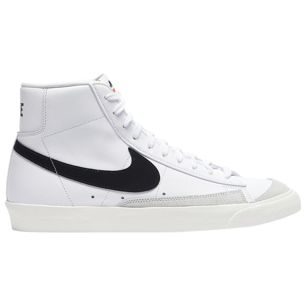 ナイキ Nike メンズ バスケットボール シューズ・靴【Blazer High】White/Black/White