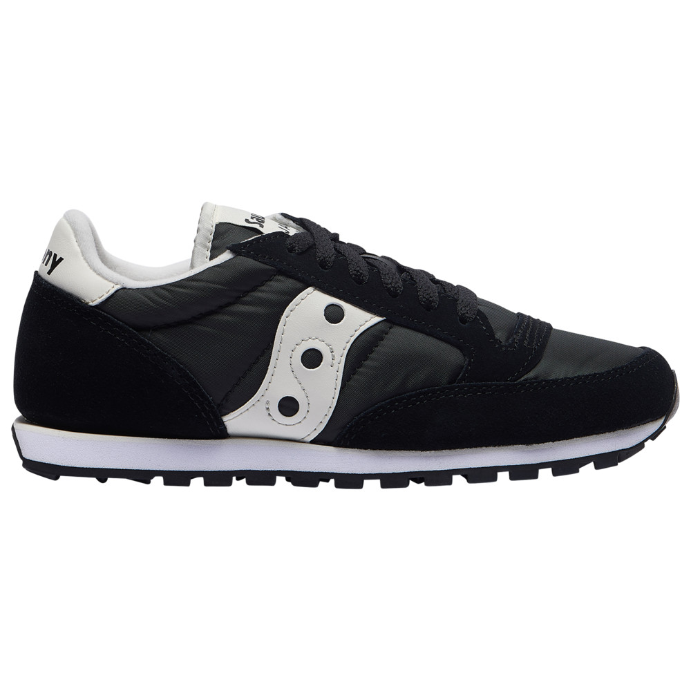 サッカニー Saucony レディース ランニング・ウォーキング シューズ・靴【Jazz Low Pro】Black/Cream