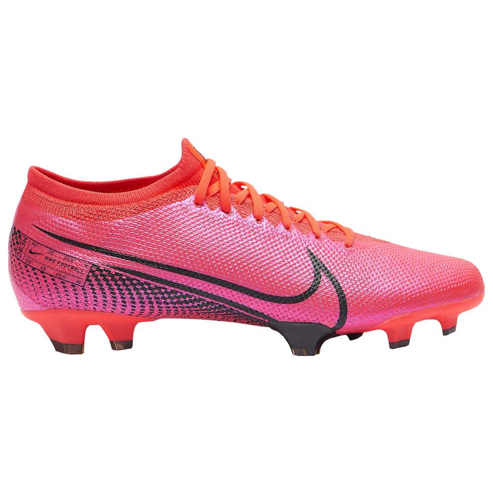 ナイキ Nike メンズ サッカー シューズ・靴【Mercurial Vapor 13 Pro FG】Laser Crimson/Black/Laser Crimson Future Lab