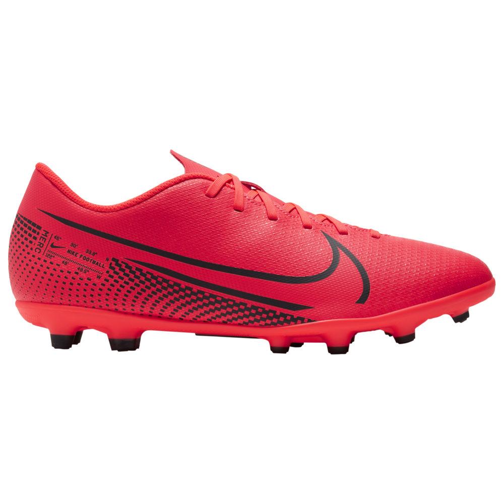 ナイキ Nike メンズ サッカー シューズ・靴【Mercurial Vapor 13 Club FG/MG】Laser Crimson/Black/Laser Crimson Future Lab