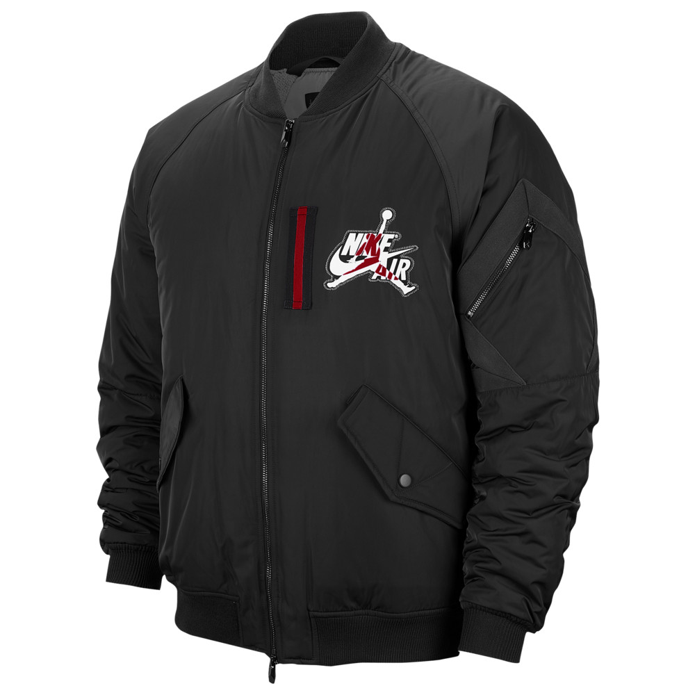 ナイキ ジョーダン Jordan メンズ ブルゾン アウター【Wings MA-1 Jacket】Black