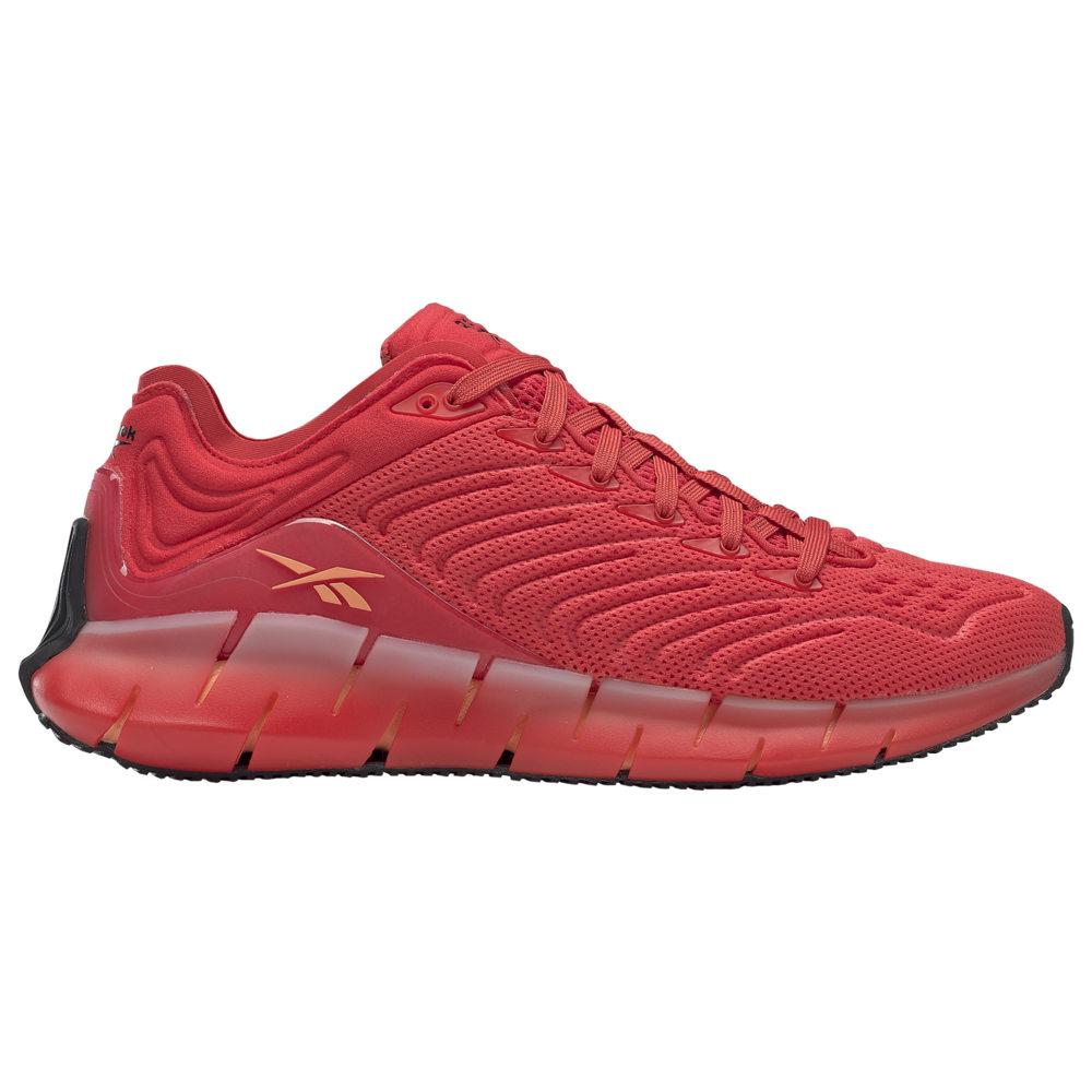 リーボック Reebok メンズ ランニング・ウォーキング シューズ・靴【Zig Kinetica】Radiant Red/Sunbaked Orange/Black