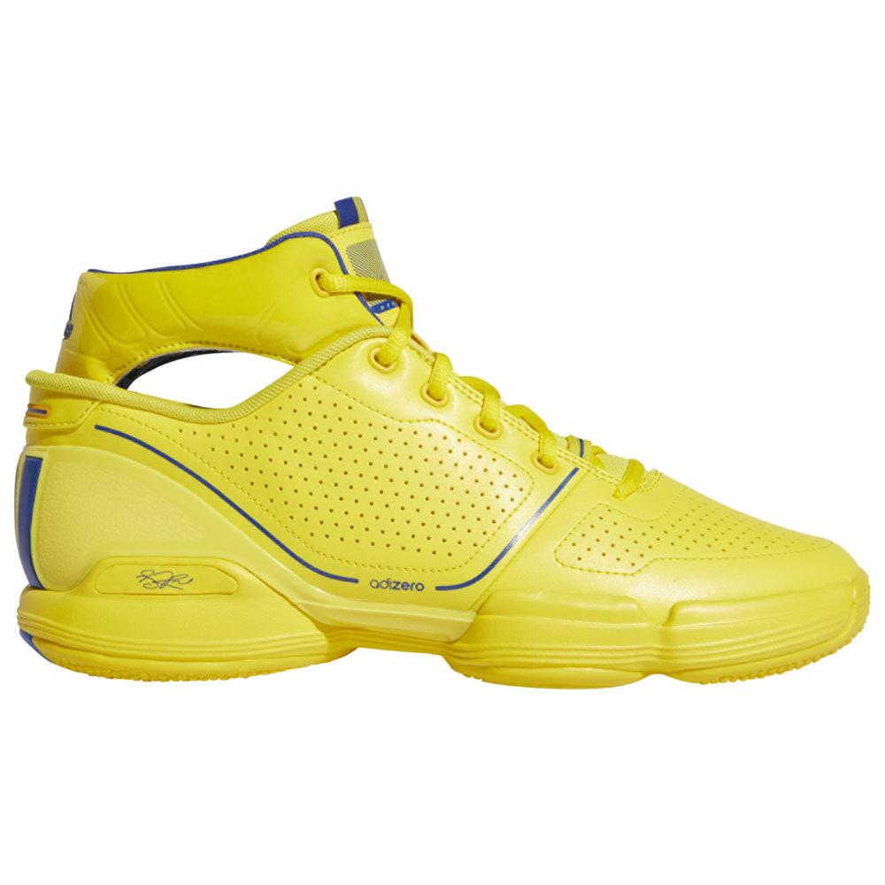 アディダス adidas メンズ バスケットボール シューズ・靴【Adizero Rose 1】Derrick Rose Team Yellow/Collegiate Royal