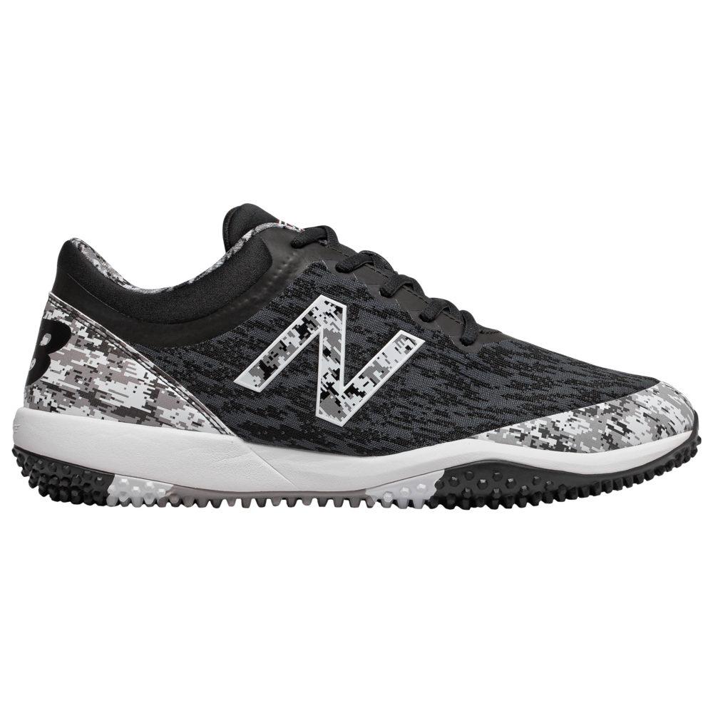 ニューバランス New Balance メンズ 野球 シューズ・靴【4040v5 Turf】Black/Camo Dustin Pedroia