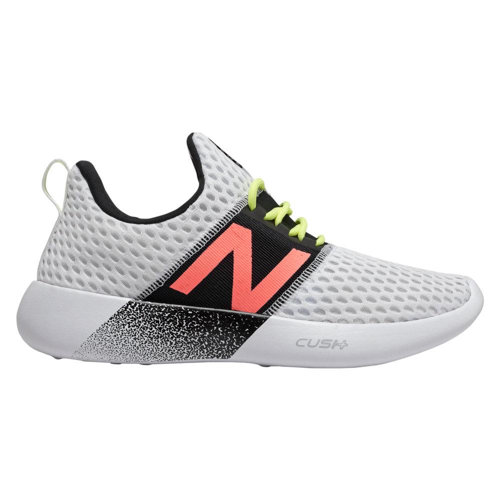 ニューバランス New Balance レディース フィットネス・トレーニング シューズ・靴【Recovery】White/Black