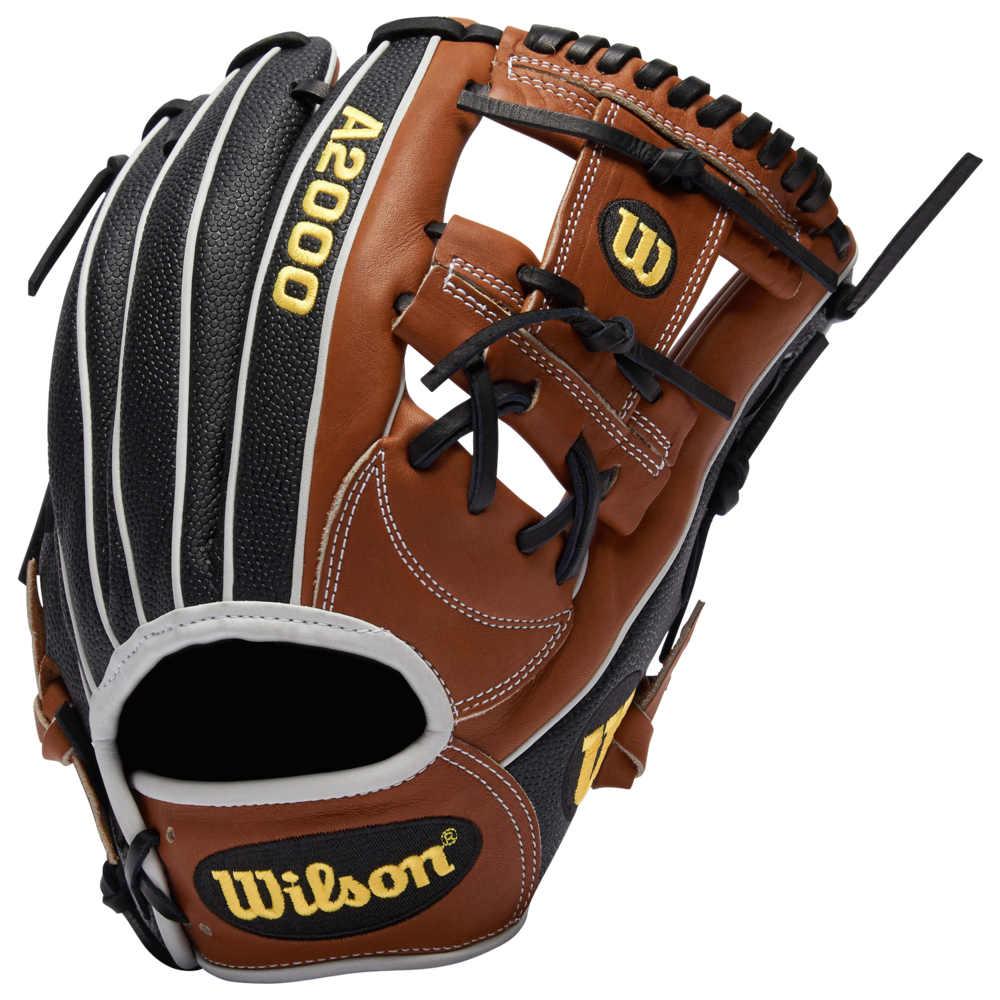 ウィルソン Wilson メンズ 野球 野手用 グローブ【A2000 1787 Superskin HW/OB Fielder's Glove】