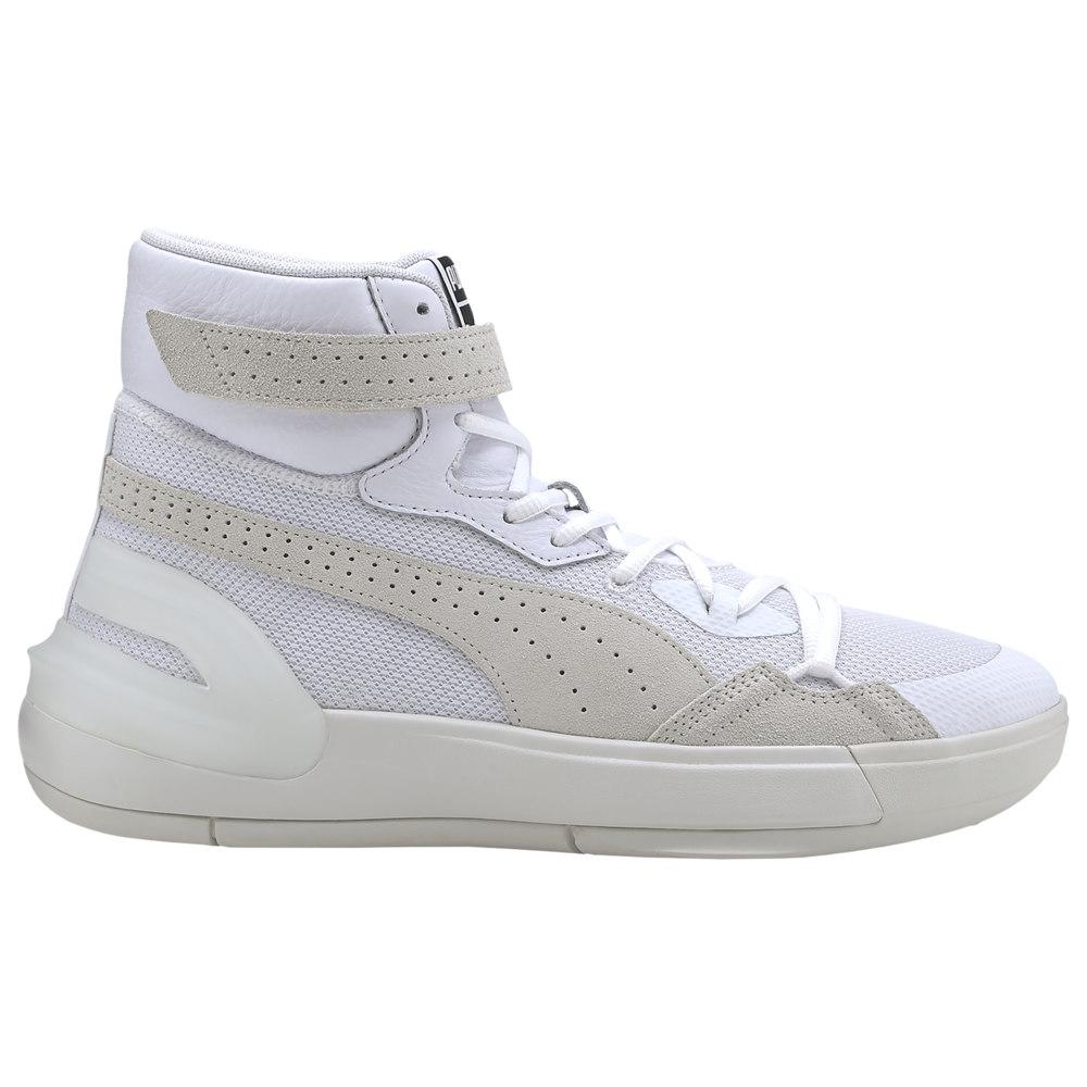 プーマ PUMA メンズ バスケットボール シューズ・靴【Sky Dreamer】White/White