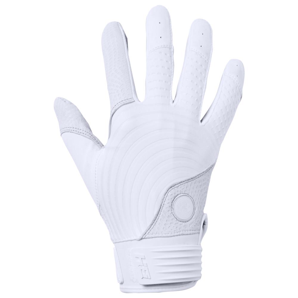 アンダーアーマー Under Armour メンズ 野球 グローブ【Harper Pro 19】White/White