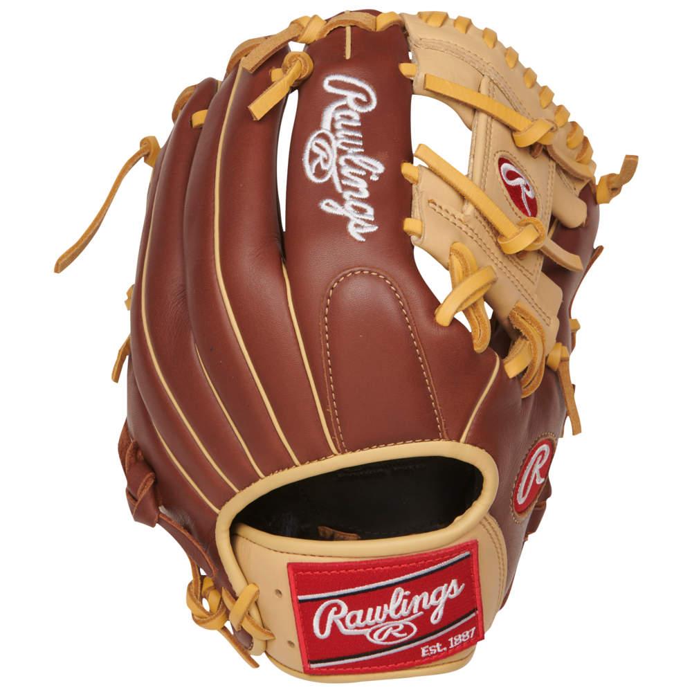 ローリングス Rawlings ユニセックス 野球 野手用 グローブ【Gamer EBG204-2DBC-3/0 Fielder's Glove】