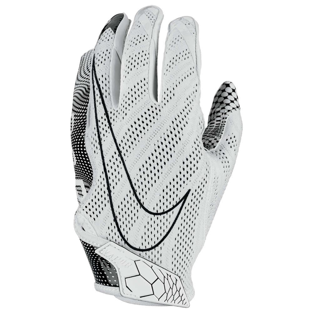 ナイキ Nike メンズ アメリカンフットボール グローブ【Vapor Knit 3.0 Football Gloves】White/White/Black