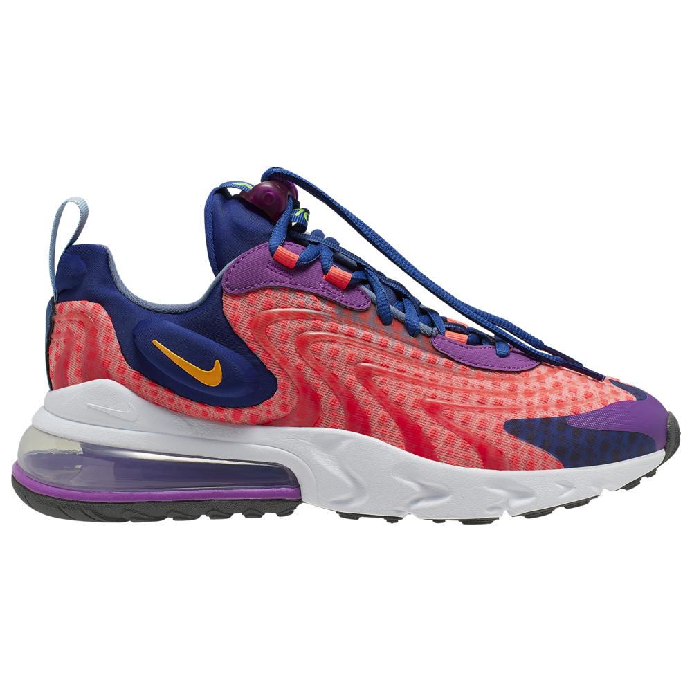 ナイキ Nike メンズ ランニング・ウォーキング エアマックス 270 シューズ・靴【Air Max 270 React Engineered】Laser Crimson/Laser Orange EN