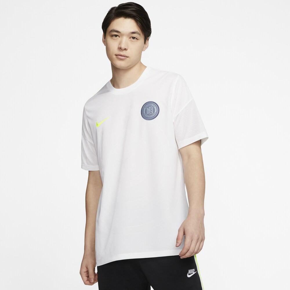 ナイキ Nike メンズ サッカー ジャージ トップス【FC Home Jersey】White/Lemon Venom