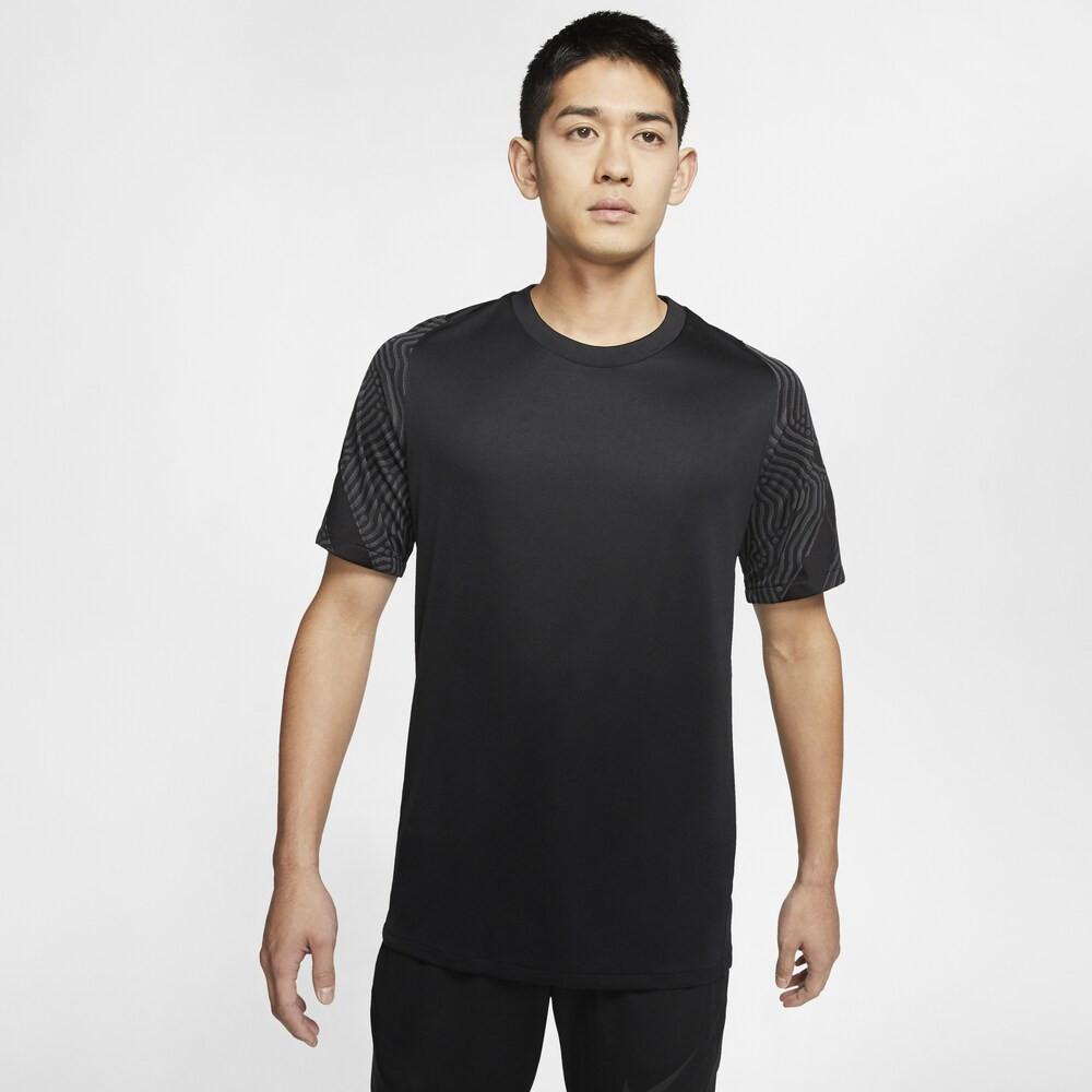 ナイキ Nike メンズ サッカー トップス【Breathe Strike Top】Black/Black/Anthracite