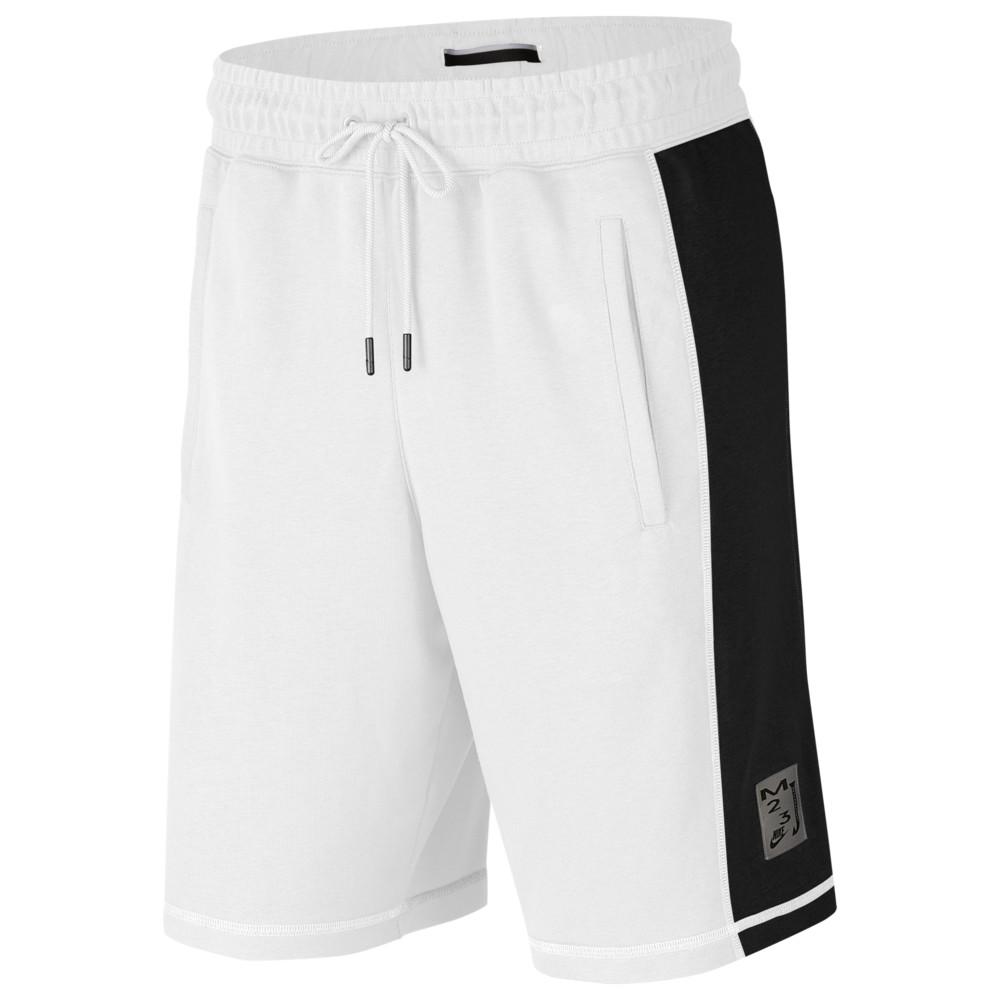 ナイキ ジョーダン Jordan メンズ バスケットボール ショートパンツ ボトムス・パンツ【Sport DNA HBR Fleece Shorts】White/Black/Multi-Color
