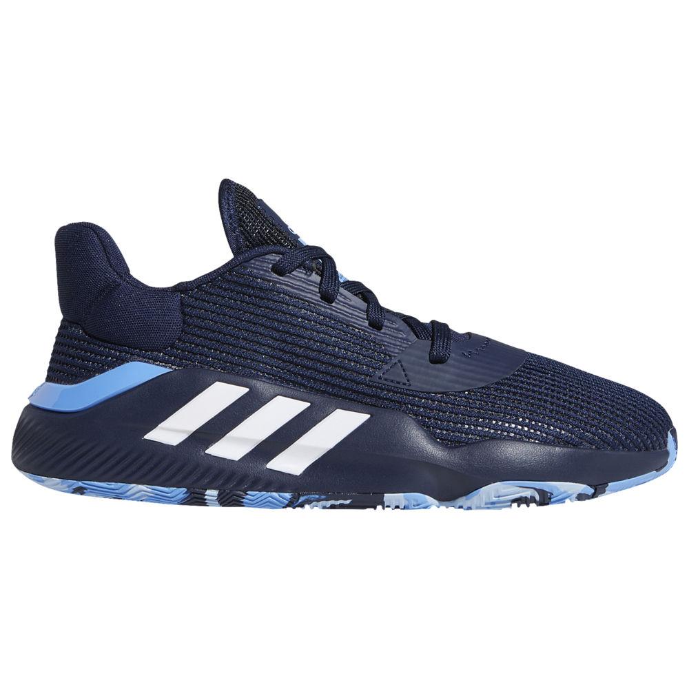 アディダス adidas メンズ バスケットボール シューズ・靴【Pro Bounce Low】Collegiate Navy/White/Real Blue