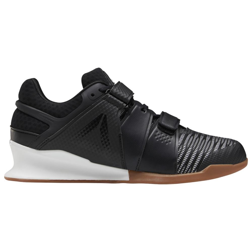リーボック Reebok メンズ フィットネス・トレーニング シューズ・靴【Legacy Lifter】Black/White/Gum