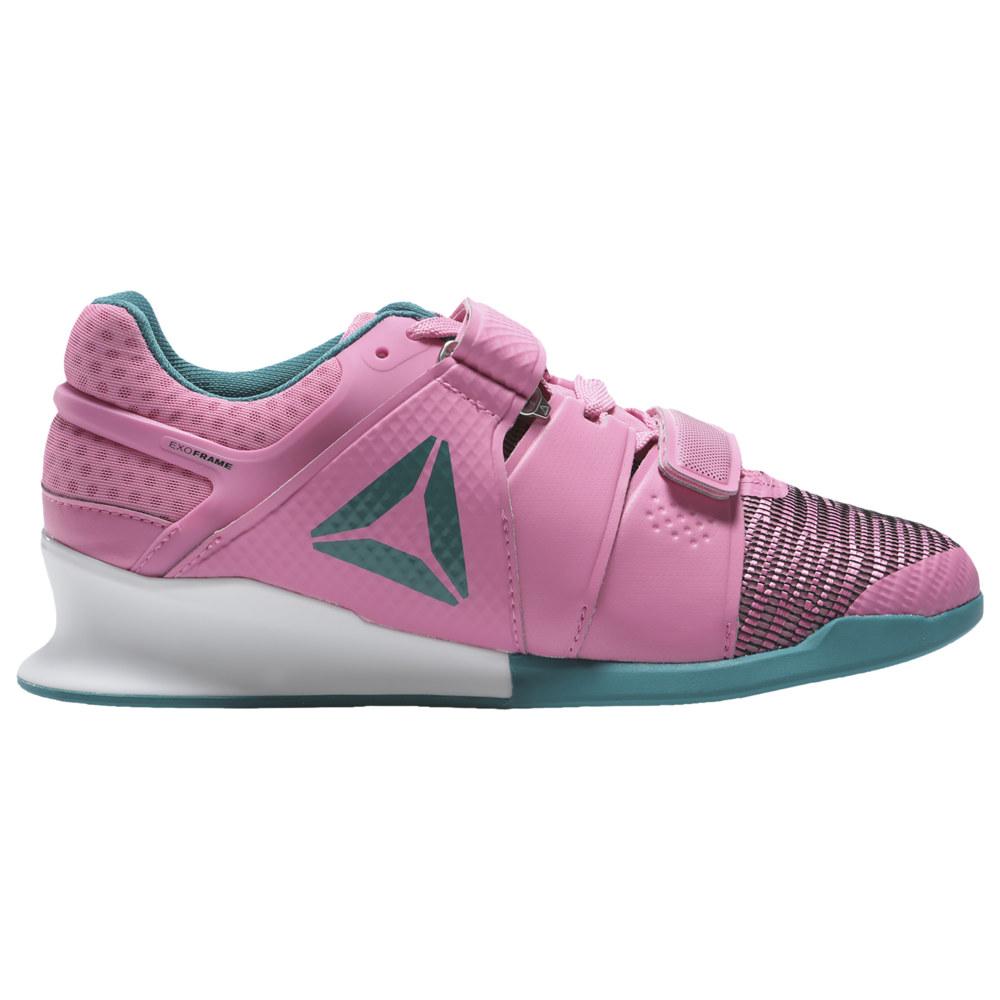 リーボック Reebok レディース フィットネス・トレーニング シューズ・靴【Legacy Lifter】Posh Pink/White/Black
