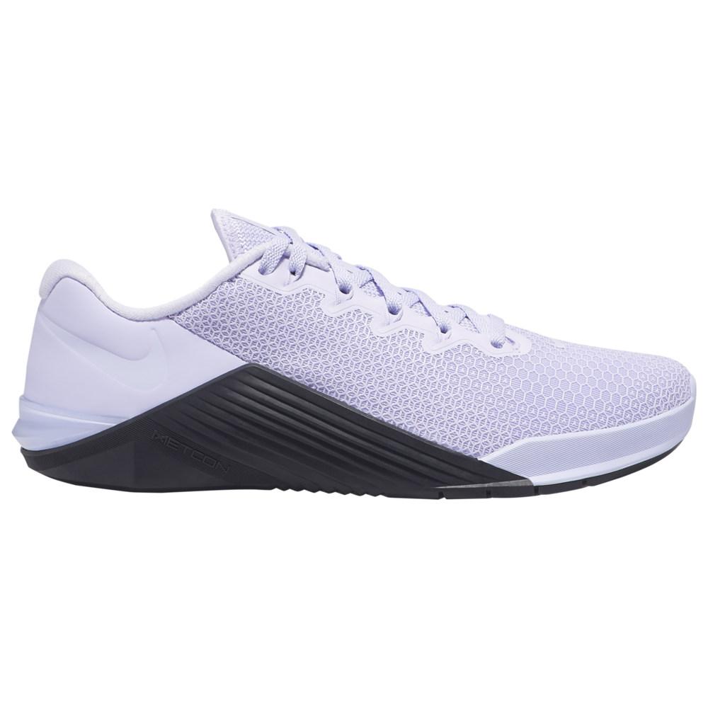 ナイキ Nike レディース フィットネス・トレーニング シューズ・靴【Metcon 5】Lavender Mist/Oil Grey/Pale Ivory Metcon Revolution