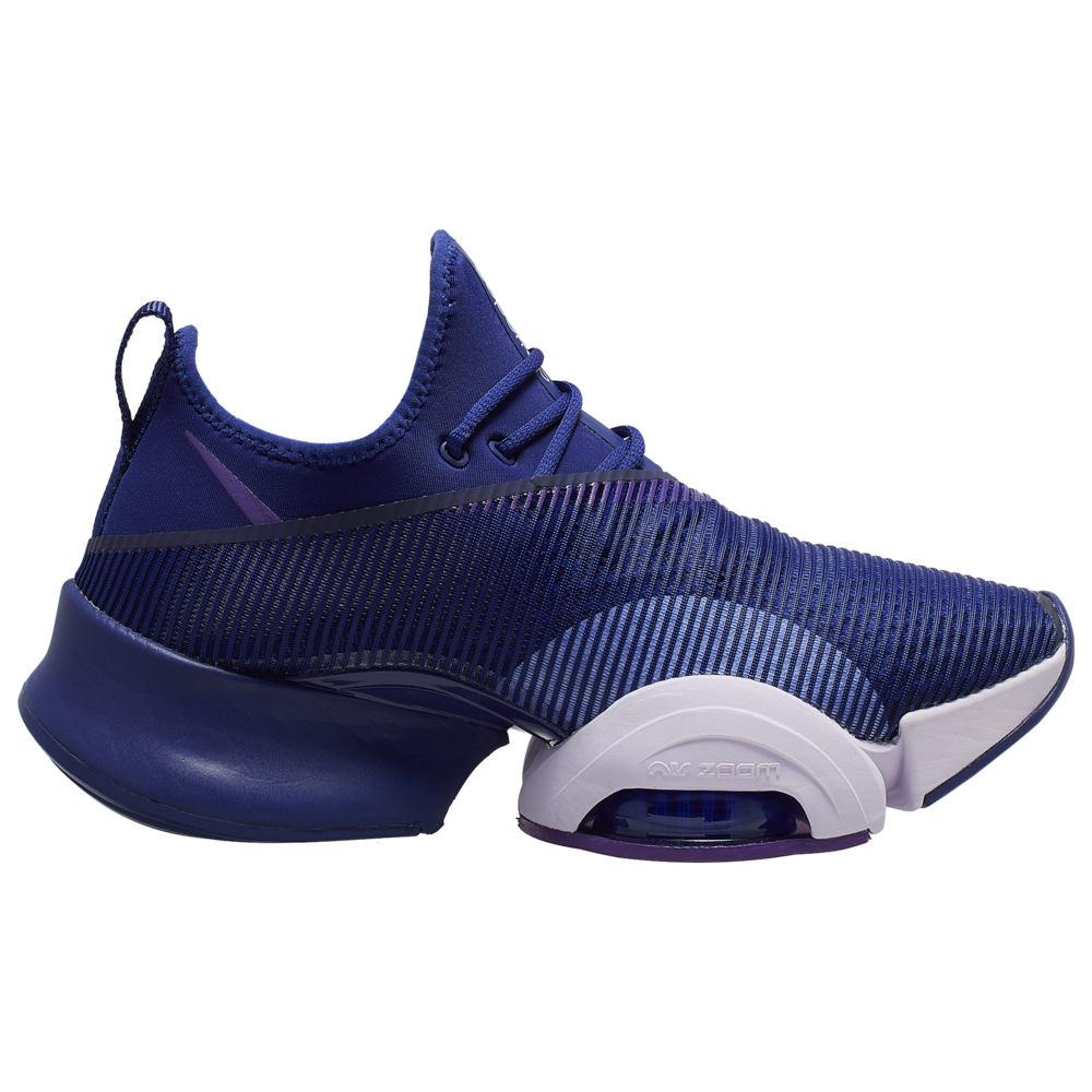 ナイキ Nike レディース フィットネス・トレーニング エアズーム シューズ・靴【Air Zoom Superrep】Regency Purple/Barely Grape/Black In the Zone