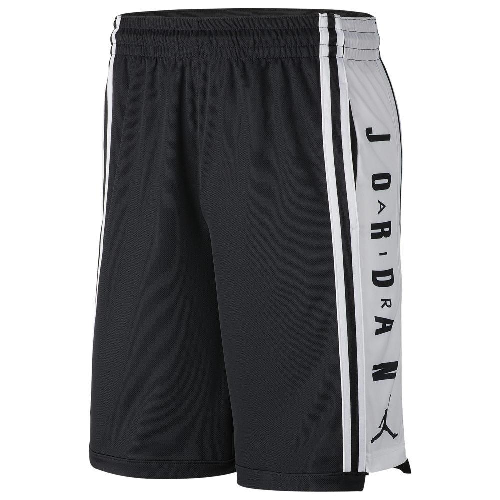 ナイキ ジョーダン Jordan メンズ バスケットボール ショートパンツ ボトムス・パンツ【HBR Basketball Shorts】Black/White