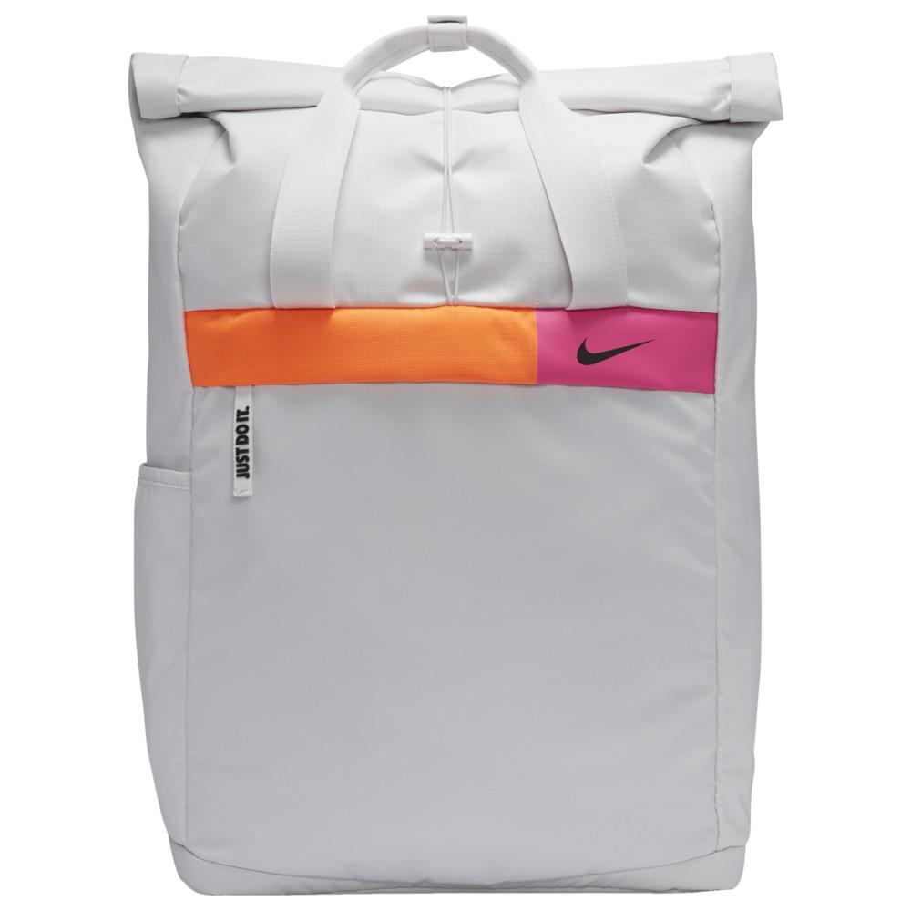 ナイキ Nike ユニセックス バックパック・リュック バッグ【Radiate Backpack】Platinum Tint/Orange