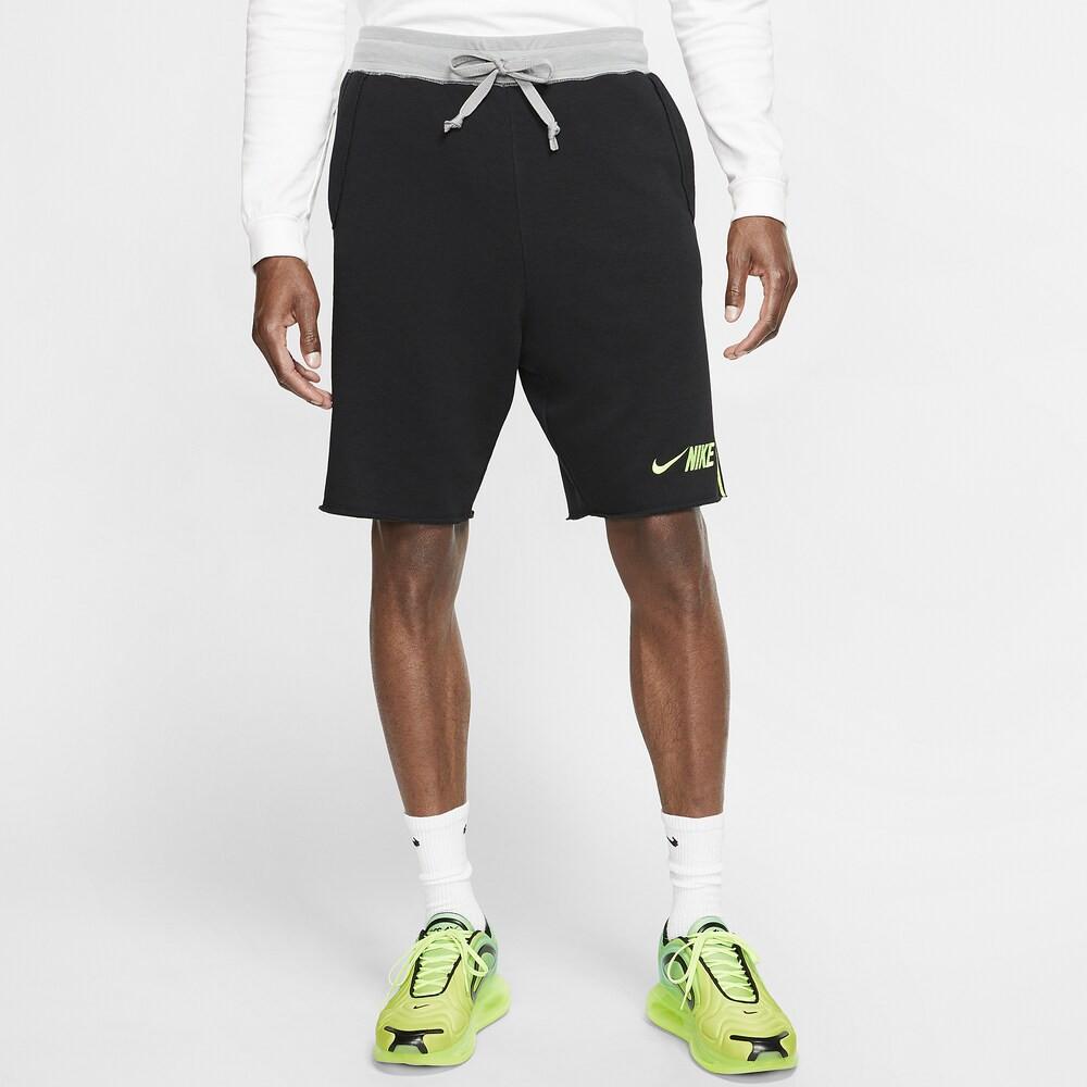ナイキ Nike メンズ ショートパンツ エアマックス 90 ボトムス・パンツ【Air Max 90 Alumni Shorts】Black/Grey