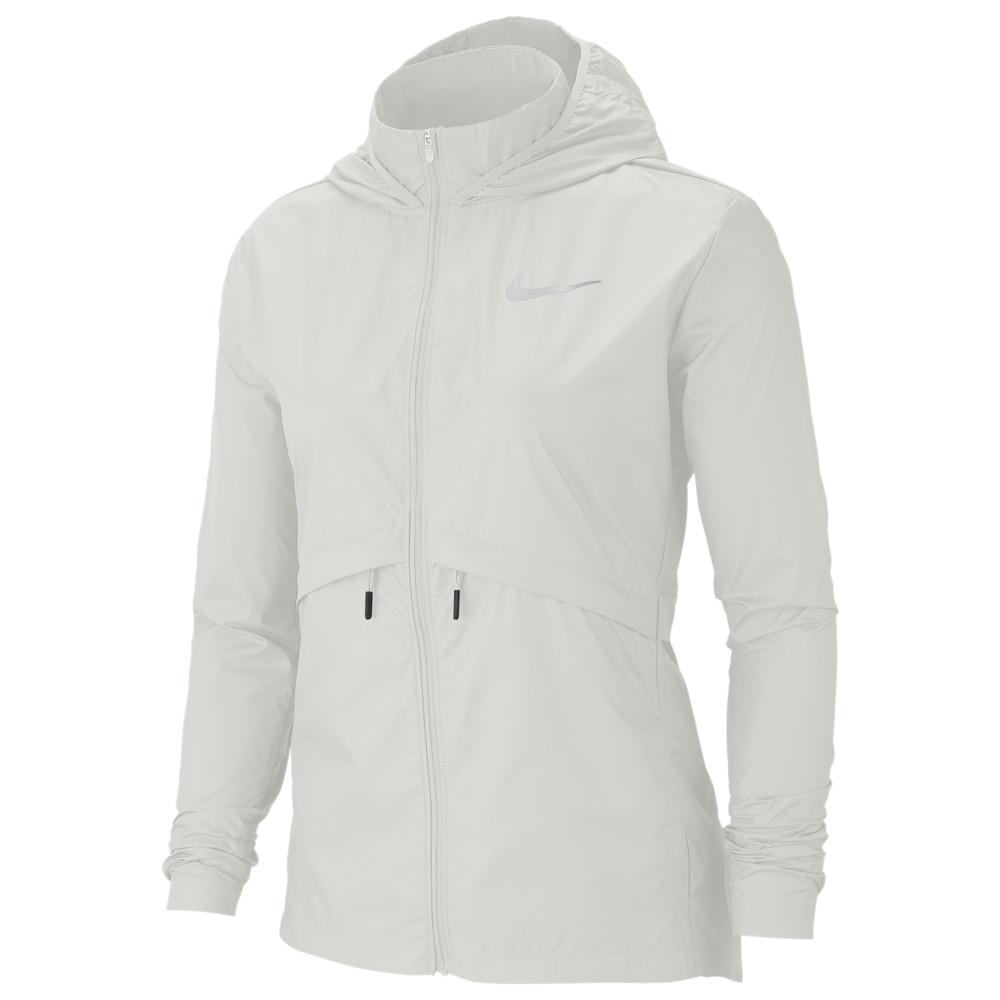 ナイキ Nike レディース フィットネス・トレーニング ジャケット アウター【Essential Jacket】Photon Dust/Reflective Silver