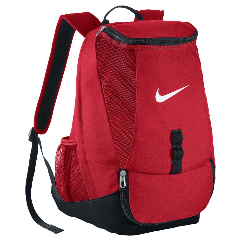 ナイキ Nike ユニセックス サッカー バックパック・リュック【Club Team Swoosh Backpack】University Red/Black/White